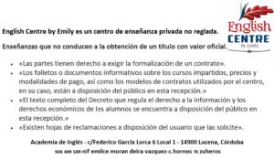 No Reglada Webpage